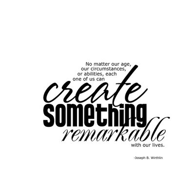create_something_remarkable