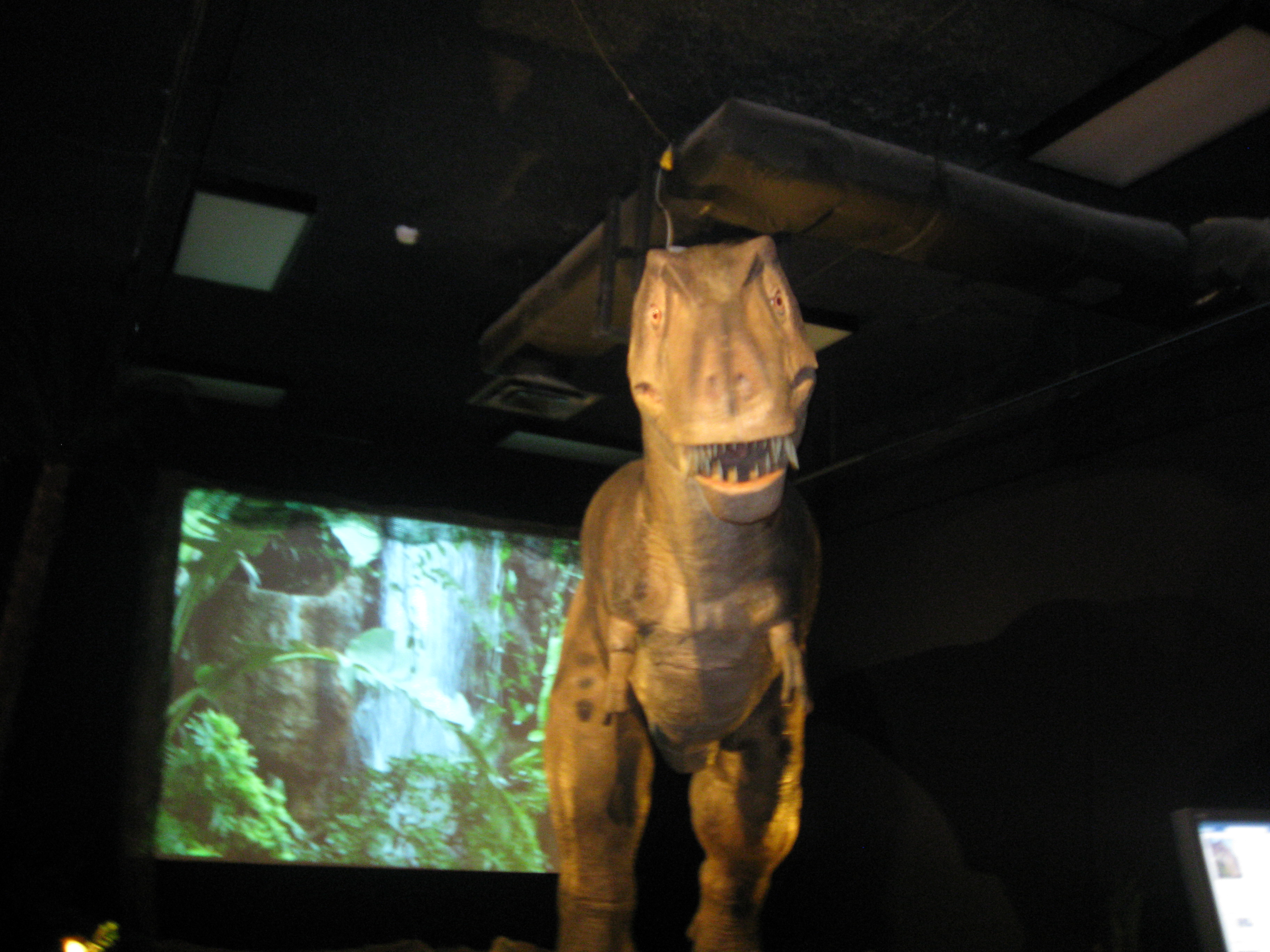 T-Rex has his own Facebook Fan page