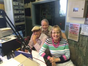 Talking with Carl and Bob on WJCW's Thinking Out Loud