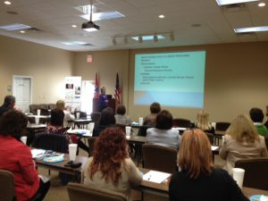 MarketingMel Discussing Personal Branding with REALTORS