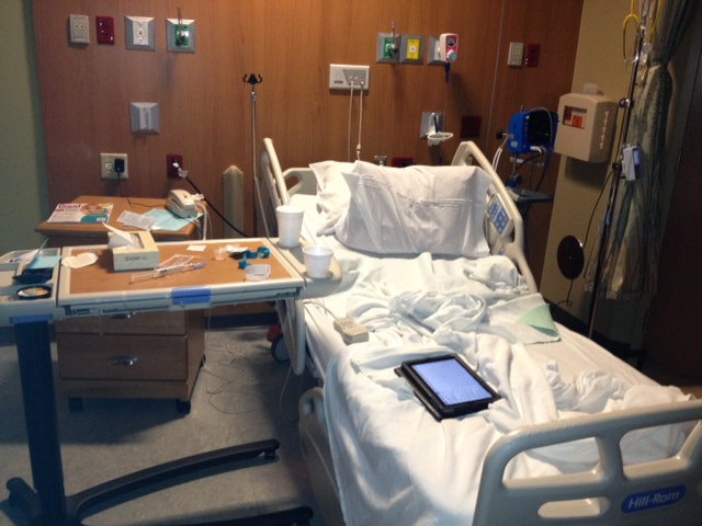 Hospital Room Pic : Nine Tips Learned During a Lengthy Hospital Stay  MarketingMel