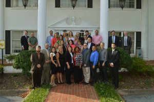 The Johnson City Chamber of Commerce Leadership 2015 class
