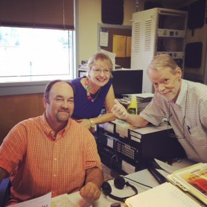 MarketingMel talks LinkedIn with Tim and Carl on WJCW Radio