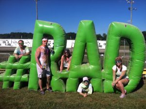 The MarketingMel team at ColorMeRad